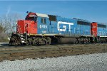 SCRF GP40-2 6415